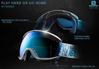 skijaške naočale IVY