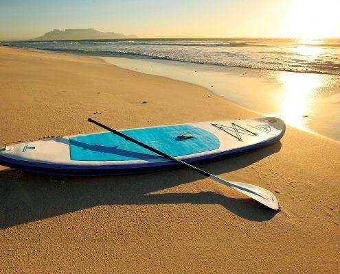 Aktivni praznici na moru (plaža je život)