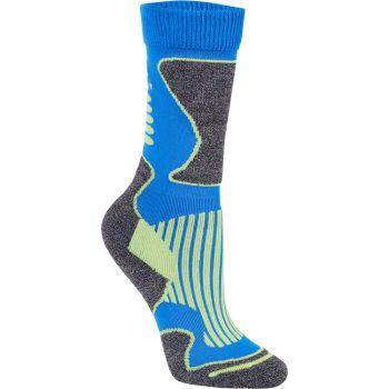 McKinley NEW NILS JRS, dječije skijaške čarape, plava