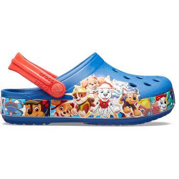 Crocs FL PAW PATROL BAND CLOG KIDS, dječije natikače, plava