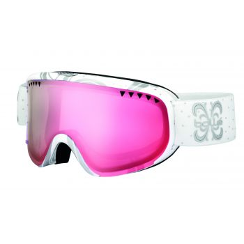 Bolle SCARLETT, ženske skijaške naočale, bijela