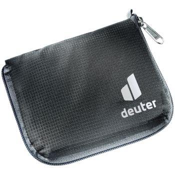 Deuter ZIP WALLET RFID BLOCK, novčanik, crna