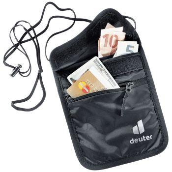 Deuter SECURITY WALLET II, torbica za novce, crna