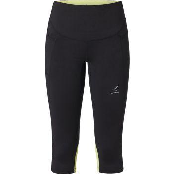 Energetics CORALINA IV WMS, ženske helanke za trčanje, crna