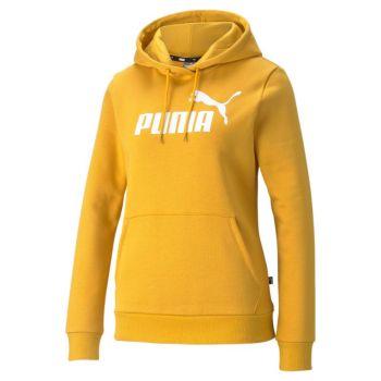 Puma ESS LOGO HOODIE TR (S), ženski pulover, žuta
