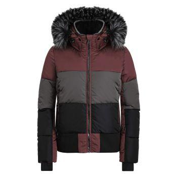 Luhta EKHOLM L7, ženska skijaška jakna, crna