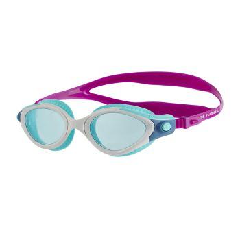 Speedo FUT BIOF FSEAL DUAL GOG AF, ženske naočale za plivanje, ljubičasta
