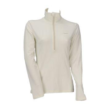Reusch PREMIUM, ženski skijaski pulover, bijela