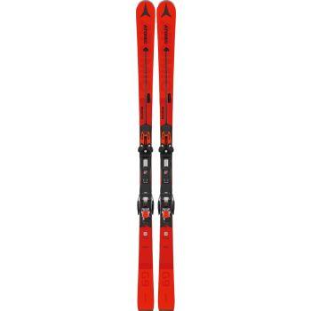 Atomic REDSTER G9 + X12 TL GW, set skija allround, crvena
