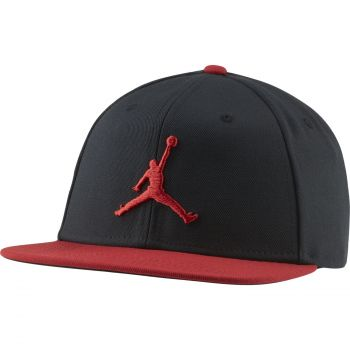 Nike JORDAN PRO JUMPMAN SNAPBACK HAT, kačket, crna