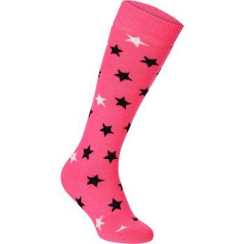 McKinley ASIO II JRS, dječije skijaške čarape, roza