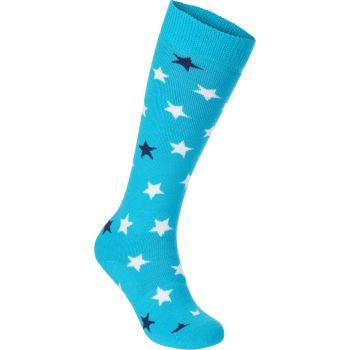 McKinley ASIO II JRS, dječije skijaške čarape, plava