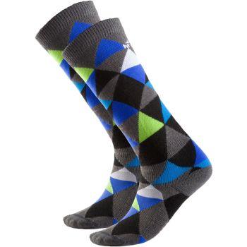 McKinley ASIO KIDS, dječije skijaške čarape, plava