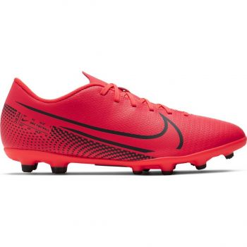 Nike VAPOR 13 CLUB FG/MG, muške kopačke za nogomet, crvena