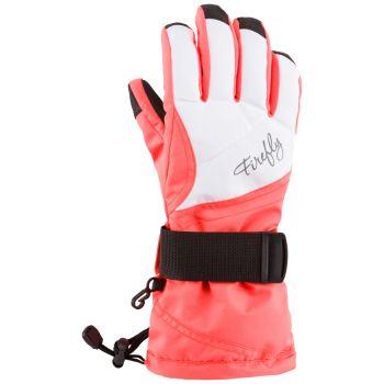 Firefly AZURA  II WMS, ženske rukavice za snowboard, bijela