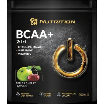 Sante GO ON BCAA+ JABUKA VIŠNJA 400GR, sportska prehrana