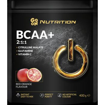 Sante GO ON BCAA+ CRVENA NARANDŽA 400GR, sportska prehrana