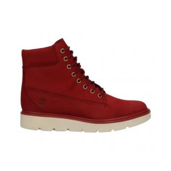 Timberland KENNISTON LACE, ženske cipele, crvena