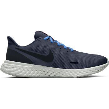 Nike REVOLUTION 5, muške patike za trčanje, plava