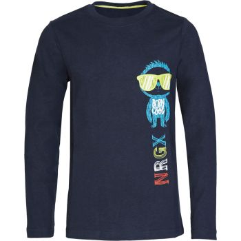 Energetics CHONY 1 LS, dječija majica, plava