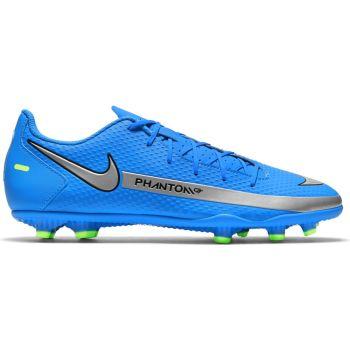 Nike PHANTOM GT CLUB FG/MG, muške kopačke za nogomet, plava