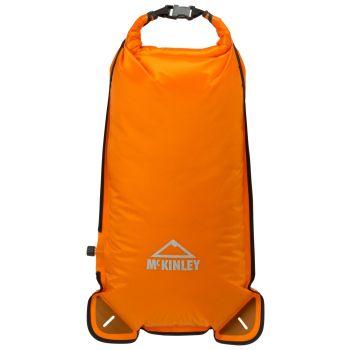 McKinley COMPRESSION BAG WITH VALVE, dodatak za planinarenje, narandžasta