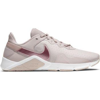 Nike W LEGEND ESSENTIAL 2, ženske patike za fitnes, roza