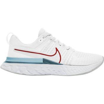 Nike REACT INFINITY RUN FK 2, muške patike za trčanje, bijela