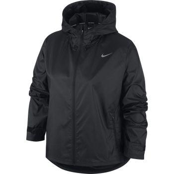 Nike ESSENTIAL WO RUNNING JACKET, ženska jakna za trčanje, crna