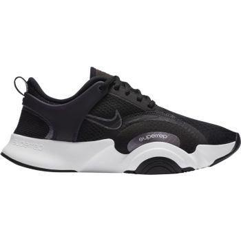 Nike WMNS SUPERREP GO 2, ženske patike za fitnes, crna