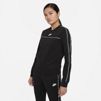 Nike SPORTSWEAR WO CREW, ženski pulover, crna