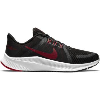 Nike QUEST 4, muške patike za trčanje, crna