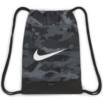 Nike BRSLA DRWSTRG 9.0 AOP, sportska torba, crna