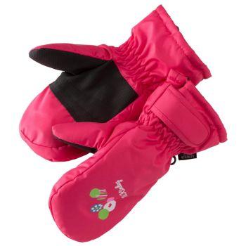 McKinley ELOI II MIT JRS, dječije skijaške rukavice, roza