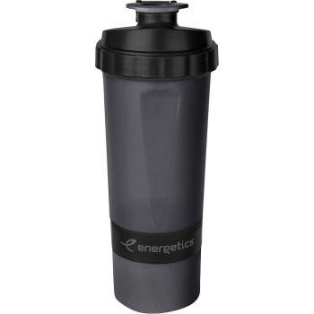 Energetics SHAKER BOTTLE 0.60L, boca, siva