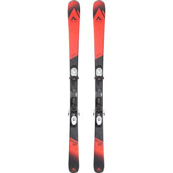 McKinley FLYTE 7, set skija allround, crvena