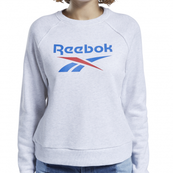 Reebok CL F BIG VECTOR CREW FT, ženski  pulover