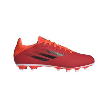 adidas X SPEEDFLOW.4 FXG, muške kopačke za nogomet, crvena