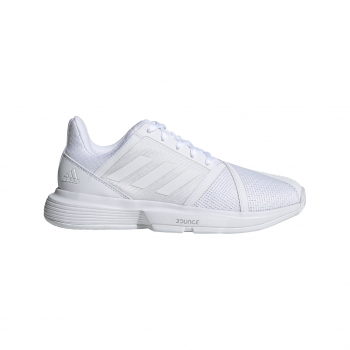 adidas COURTJAM BOUNCE W, ženske patike za tenis, bijela