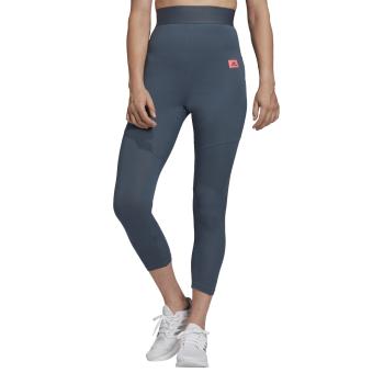 adidas W D2M MO TIG, ženske helanke za fitnes, plava