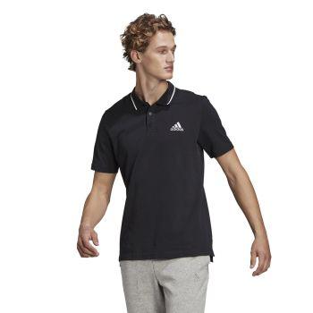 adidas M SL PQ PS, majica, crna