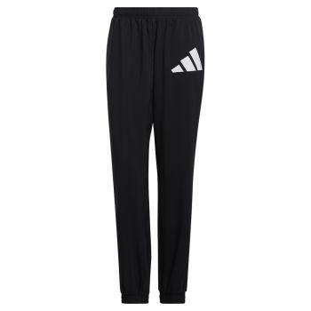 adidas WOVEN BOS PANT, ženske hlače trenerka, crna