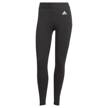 adidas W MT 78 TIG, ženske 7/8 hlače za fitnes, crna