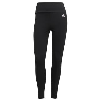 adidas W 3S 78 TIG, ženske 7/8 hlače za fitnes, crna
