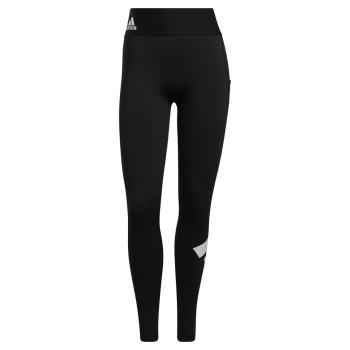 adidas TF L 3BAR TIGHT, ženske helanke za fitnes, crna