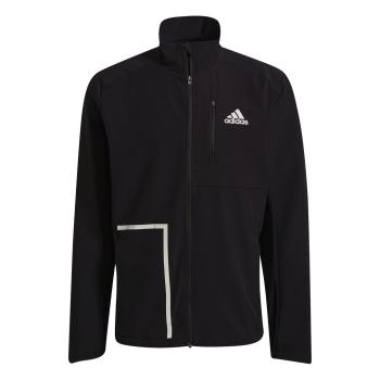adidas OWN THE RUN JKT, muška jakna za trčanje, crna