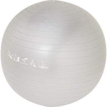 Energetics GYMNASTIC BALL, gimnastička lopta, srebrna