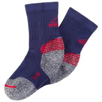 McKinley HIKORY II KIDS, dječije planinarske čarape, plava