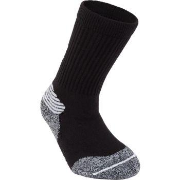 McKinley HIKORY II KIDS, dječije planinarske čarape, crna