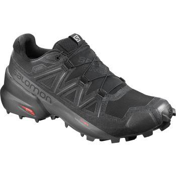 Salomon SPEEDCROSS 5 GTX, muške patike za trail trčanje, crna